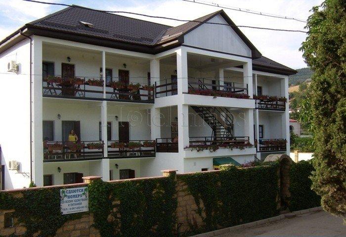 Строительство частной гостиницы